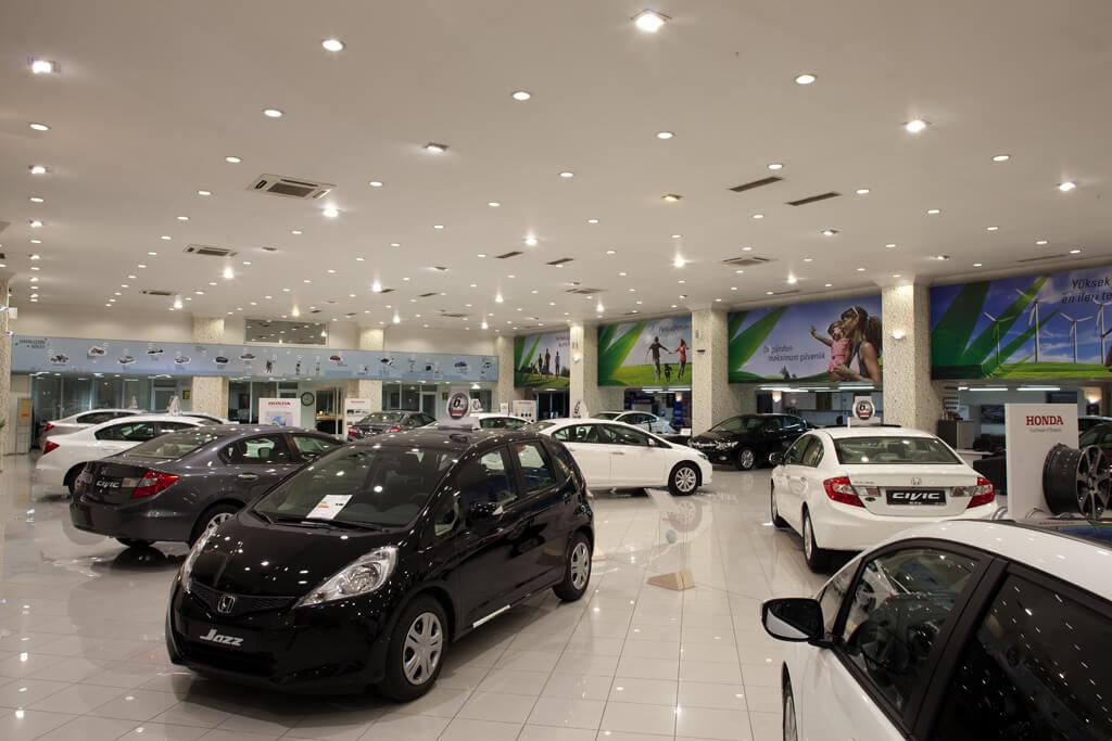 Honda Plaza  Efe