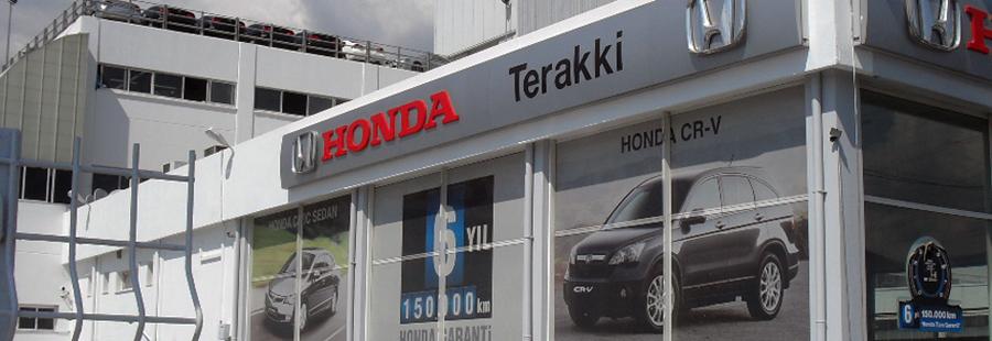 Honda Plaza  Terakki