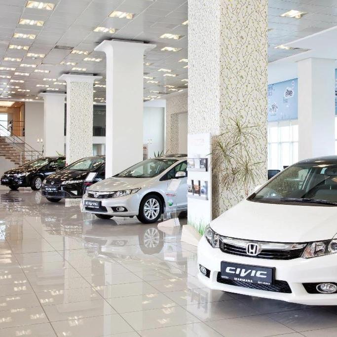 Honda Plaza  Marmara
