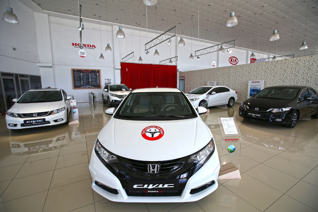 Honda Plaza  Köşkdere Edirne
