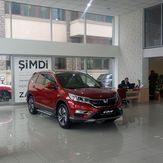 Honda Plaza  Damla