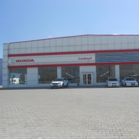 Honda Plaza  Canbeyli