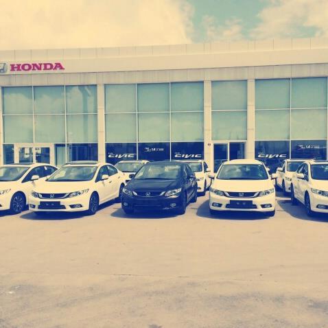 Honda Plaza  Şen